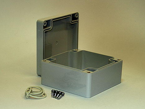 Sealed enclosure G2100