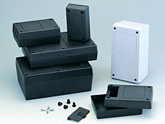High strength portable enclosures G12xx