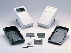 High strength enclosures fro portable equipment G968
