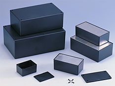 Enclosures for equipment of general use G10xx C