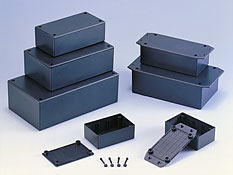 Plastic enclosures for equipment G10xx B