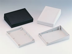 Plastic enclosures for keyboards G11xx B
