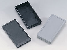 Plastic enclosures for keyboards G959