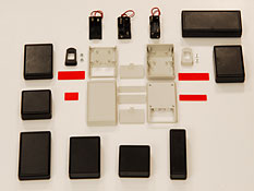 Portable plastic enclosures G5xx B