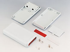 Portable plastic enclosures G939