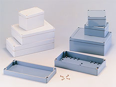 Sealed plastic enclosures G21xx, G31xx
